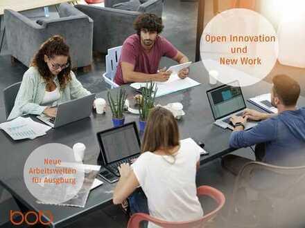 Open Innovation und mehr Kommunikation