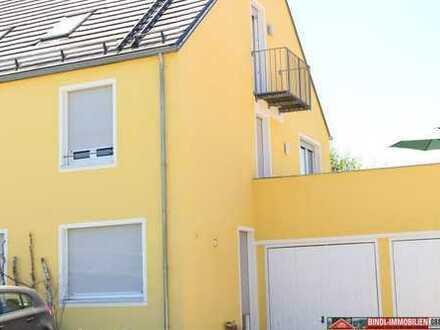 Traumhaftes Wohnen auf 2 Ebenen - 4 Zimmer Dachterrassenwohnung in Peißenberg- Wörth