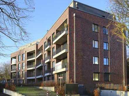 Erstbezug in Hamburgs Norden - Schöne und kompakte 3-Zimmer-Neubauwohnung mit Balkon zu vermieten