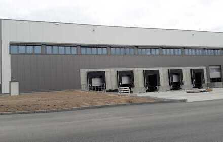 Produktions- und Logistikfläche in Bestlage im Leipziger Norden neben BMW