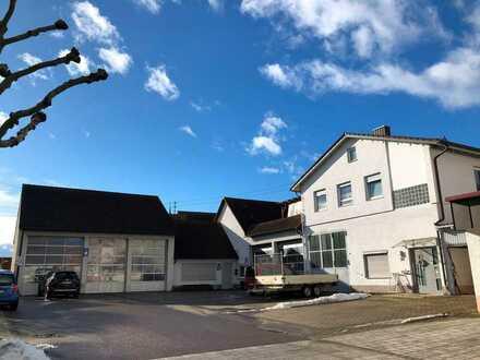 Wohn- und Gewerbeimmobilie in Niederstotzingen