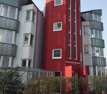 3-Zimmer-Wohnung mit Balkon in zentraler Lage von Beuel; nur mit WBS!
