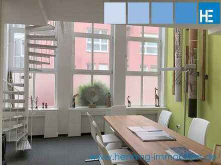 BAD HOMBURG: Repräsentative Büroräume zum sofort Beziehen in Innenstadtlage!