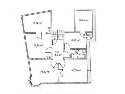 Zentrum, Bestlage, 5 ZKB ´ca. 100 m² Wfl