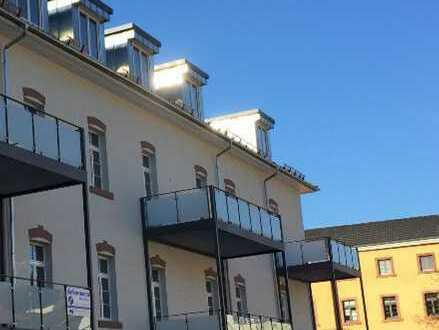 Gehobene 4-Zimmer-Wohnung mit Balkon