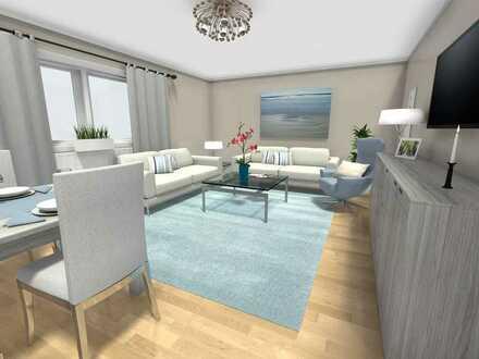 Gepflegte DG-Wohnung mit zwei Zimmern in BOCHUM-WESTENFELD