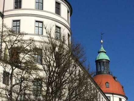 5 schöne Wohnungen (25-170 m²) und eine Gewerbeeinheit (220 m²) in Toplage in Neuburg Donau