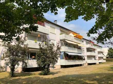 Vermietung einer kleinen, netten 2 Zimmer Wohnung in Denzlingen