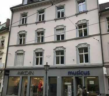 Tolle 3-Zimmer-Dachgeschoßwohnung im Herzen von Freiburg