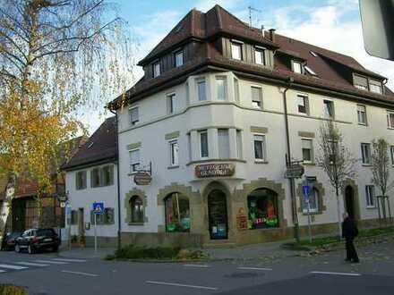 Erstbezug nach Sanierung: exklusive 3-Zimmer-Wohnung mit Balkon in Stuttgart-Weilimdorf