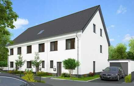 Hochwertiges Niedrig-Energiehaus: Reihenendhaus von Süd-Kamen in Innenstadt Nähe