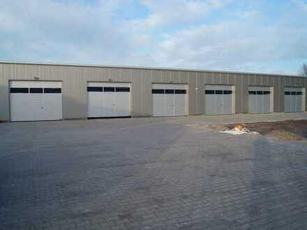 Lagerhalle im Bau, Garage, Unterteilbar