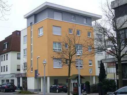 schöne 5 Zi. Whng., 134,9 qm mit Süd-Balkon in hochwertigem Appartementhaus zentral in Echterdingen