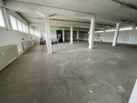 Produktions- / Lagerfläche mit kleinem Büro