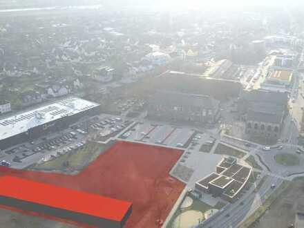 11.000 m² Grundstück (2) für Fachhandel neben Edeka-Markt in Dorsten zu verkaufen
