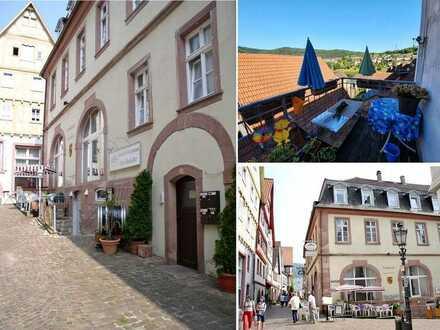 Idylle am Neckar: Einzigartiges Kulturdenkmal in Hirschhorn