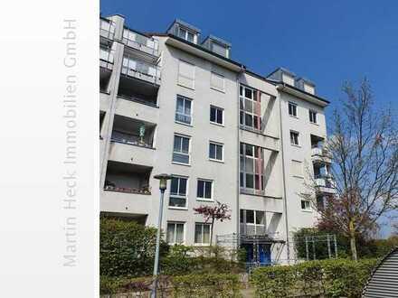 :NEU: 1 Zimmer Wohnung mit Balkon und TG-Stellplatz in 76139 Karlsruhe