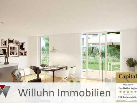 Traumhaft helle Wohnung für das Alter