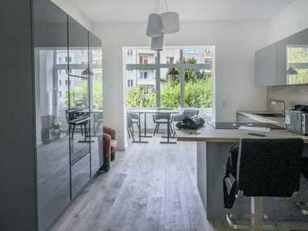 Kernsanierte und vollausgestattete Wohnung zu vermieten!