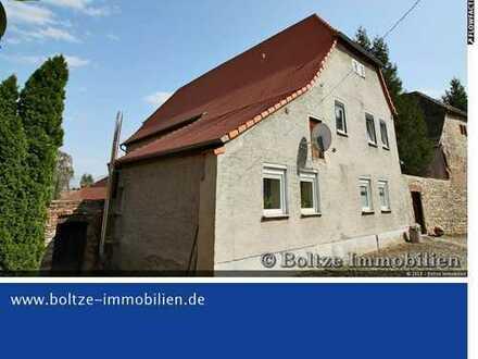 Ein ruhiger Bauernhof zwischen Freyburg und Naumburg (Saale)!