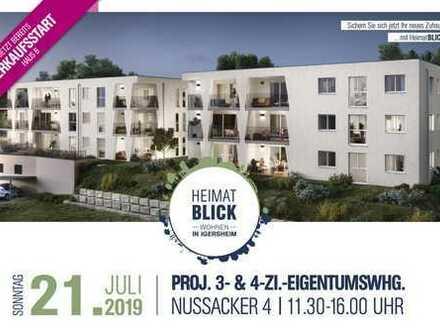 Nicht verpassen - VERKAUFSSTART Haus B in Igersheim, Nussacker 4 - am SONNTAG, den 21.07.2019