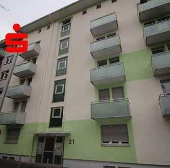 Lu-Süd! Schöne 2 ZKB Eigentumswohnung im Hochparterre mit Einbauküche!