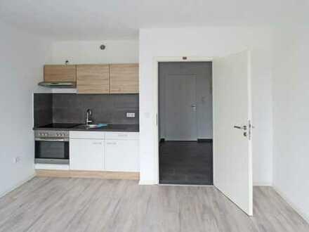 Schöne 1-Zimmer-Wohnung mit Balkon und Einbauküche in Wolfsburg