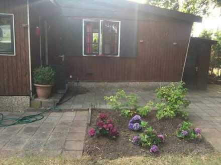 Schönes Chalet mit geräumigem Garten
