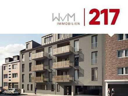 Rarität: 3-Zimmerwohnung mit Garten in Rheinnähe