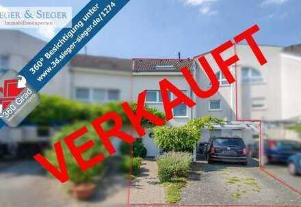 Provisionsfrei für den Käufer: Besonderes Reihenhaus • Familienleben im Halbkreis von Lülsdorf
