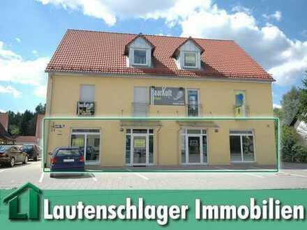 Top frequentierte Lage! Gewerberäume in Ochenbruck, direkt an Bundesstraße