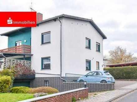 Solides Einfamilienhaus mit schönem Garten in Bad Camberg-Schwickershausen