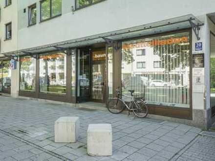 Top Kapitalanlage - vermieteter Laden in frequentierter Lage