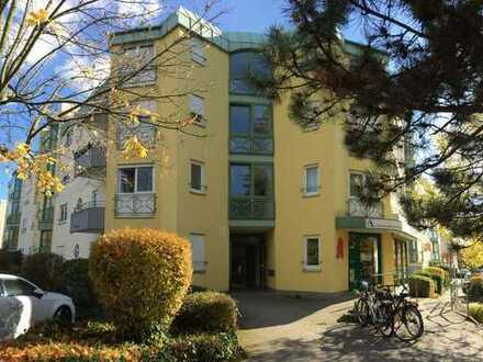 Vollständig renovierte 2-Zimmer-Wohnung mit Balkon und EBK in Mannheim - Vogelstang