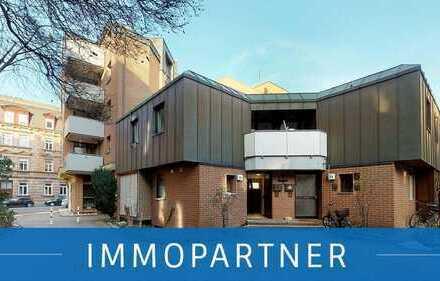 IMMOPARTNER - Möbliertes Stadthaus in St. Johannis! Einziehen und Wohlfühlen!