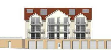 Neubauwohnung in Mehrfamilienhaus - nur noch wenige Wohnung frei