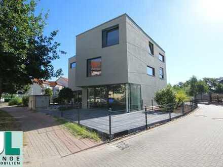 +++Attraktive Ladenfläche (102m²) mit Sonnenterrasse! Erstbezug im modernen Neubau in Großziethen+++