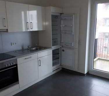 Moderne 3-Zimmer-Wohnung mit Einbauküche und Balkon