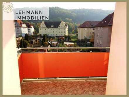Stop! Geräumige 2-Raum-Wohnung mit Balkon!