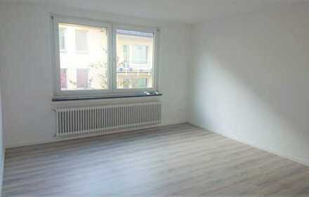 Komplett renovierte Wohnung mit überdachtem Balkon mitten im Zentrum!