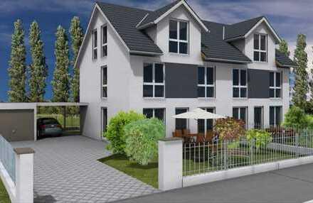 Neubau Doppelhaushälfte - in Wehringen - ruhig wohnen - nähe Augsburg