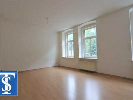 Bezugsfreie 3-Zimmer-ETW im EG in Plauen (Westend)