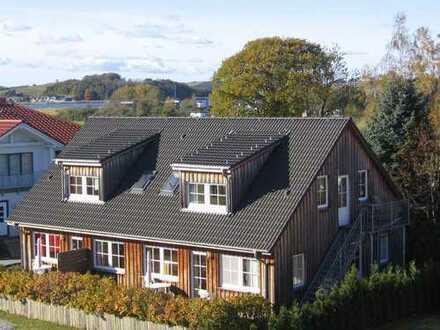 Doppelhaushälfte Im Ostseebad Thiessow