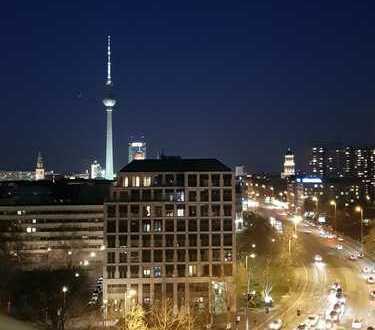 Bild_Moderne City Single Wohnung mit Weitblick/ Berlin Mitte