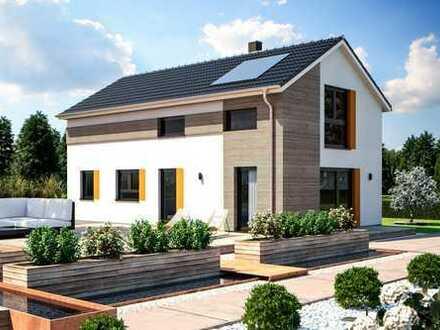Schickes Einfamilienhaus und schöner Bauplatz in Bernsdorf nahe Kamenz