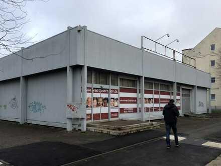 700m² Freifläche als Lagerplatz oder Fläche für Fahrzeuge + Werkstatt/Büro/Lager