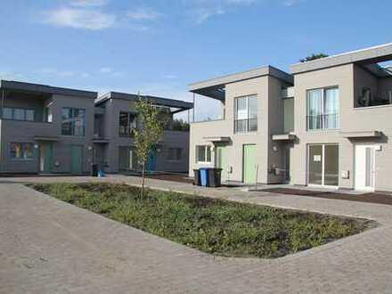 Erstbezug: exklusive 3-Zimmer-Wohnung mit EBK und Balkon in Worpswede für gesundes Wohnen