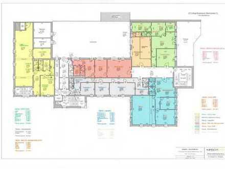 100 m² Büro, Praxis - Fläche in bester Geschäftslage - Provisionsfrei