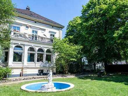 EINMALIG! Velbert: Werden Sie Eigentümer einer der berühmtesten Villen des Ruhrgebiets!