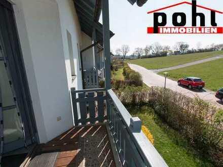 Top-Lage!! Appartement im Kurgebiet von Bad Rodach, Südbalkon + möbliert + TG optional!!!